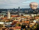 Skrydis oro balionu / Hot air balloon